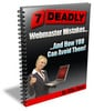 7 Deadly Mistakes Every Webmaster Does