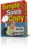 Thumbnail Simple Sales Copy with PLR