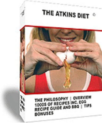 Product picture The Atkins Diet Package