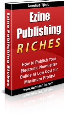 Product picture Ezine Publishing Riches