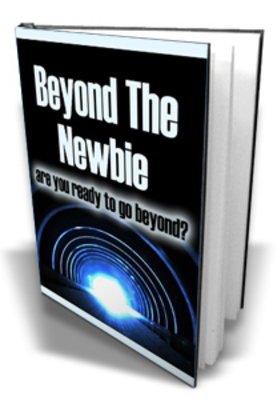 Product picture Beyond The Newbie Stage On Internet Marketing