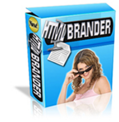 Product picture HTML Brander with PLR
