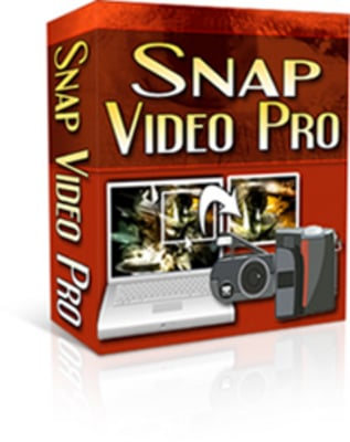 Product picture Snap Video Pro with PLR